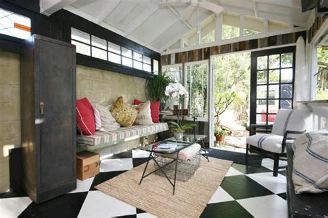 rent a tiny house in california 400 square foot craftsman tiny house in venice california for rent tiny houses
