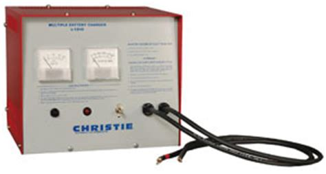 christie charger l 1240 by christie battery charger