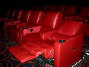 as seats recline amc theaters attendance increases