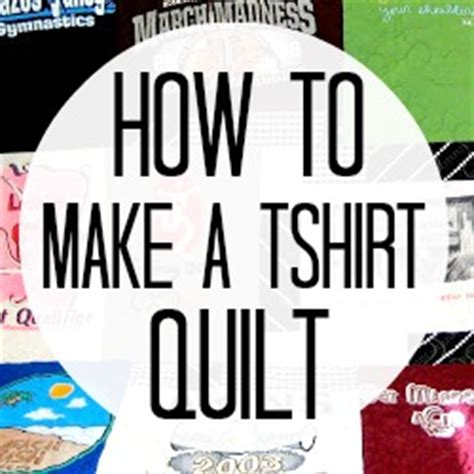 How To Make A T Shirt Out Of Paper - how to make a t shirt quilt part 2 c r a f t
