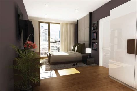 interior design for 1 bedroom condo knightsbridge residences at century city