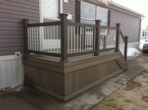 image gallery veranda decking - Veranda Decking