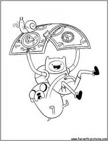 Galerry cartoon network coloring pages adventure time