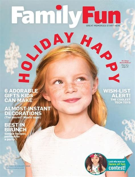 family magazine crafts familyfun magazine subscriptions renewals gifts