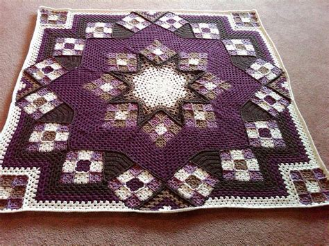 quilt pattern crochet afghan 79 best images about crochet patchwork quilt afghans on