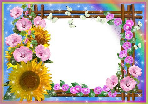 imagenes a flores resultado de imagen para marco de flores para fotos