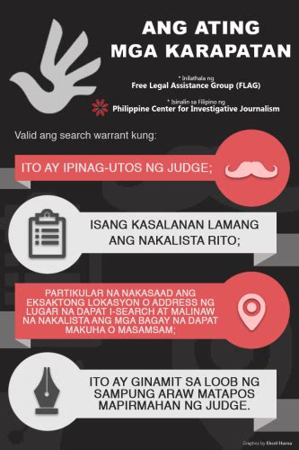 How Is A Search Warrant Valid Your Rights 2 Search Ops 171 The Pcij