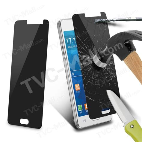Tempered Glass Samsung Galaxy Grand Frime G530 Sm G530 H Anti Gores 0 3mm anti tempered glass screen guard for samsung