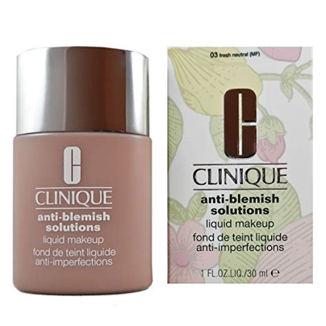 Clinique Acne Solutions Foundation 10 best foundations for acne prone skin of 2018 reviewed