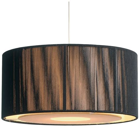 Modern Ceiling Light Shades Easy Fit Black Gold Ceiling Light Shade Drum Shaped Modern Lighting