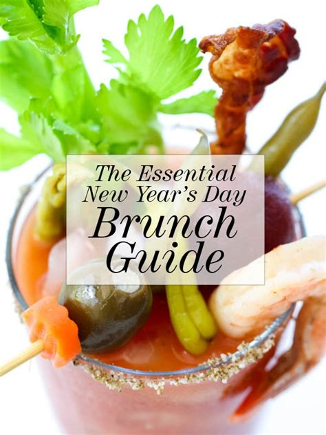 cooking with me new year s day dinner traditions the essential new year s day brunch guide foodiecrush