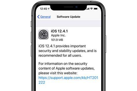 ios  update   macworld