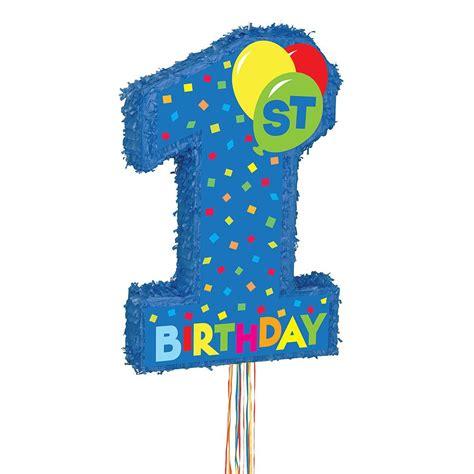 1st bday at one boys happy birthday supplies