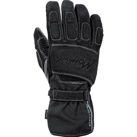 mohawk touring leathertextile glove