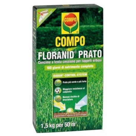 concime per tappeti erbosi compo floranid prato concime per tappeti erbosi