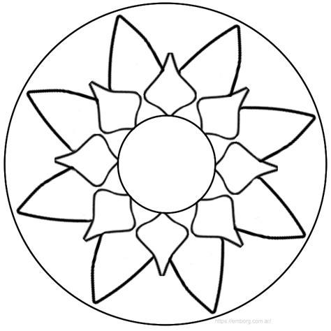 imagenes de mandalas faciles para colorear 10 mandalas f 225 ciles para colorear tanto para