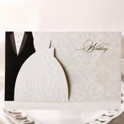 12pcs lot design and groom wedding invitations paper convite supplies invitation card