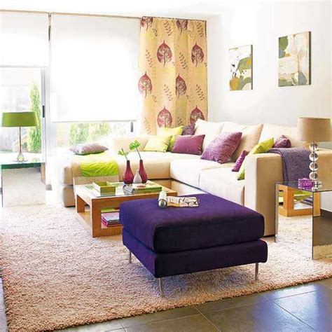 purple color for living room purple and light green color combinations that differentiate modern living room designs