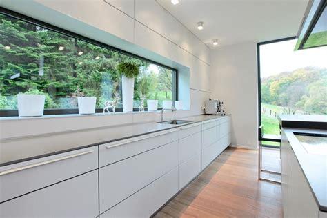 Haus Bauen Architekt 3414 by Sehr Langes Sideboard Mit Viel Arbeitsfl 228 Che Ideen Rund