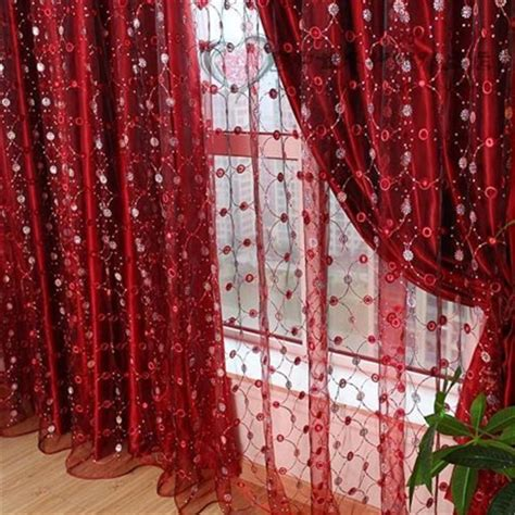 sheer red curtains red cafe curtains 28 images cafe curtains red check