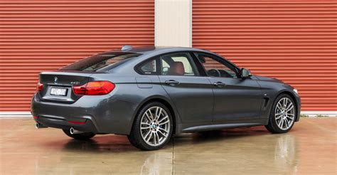 bmw 4 series gran coupe photos informations articles