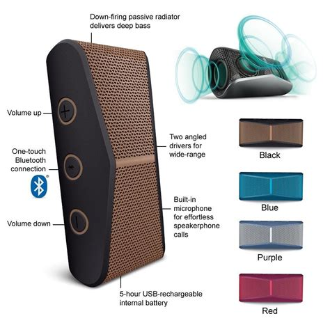 mobile stereo speakers log984000392 logitech inc x300 mobile