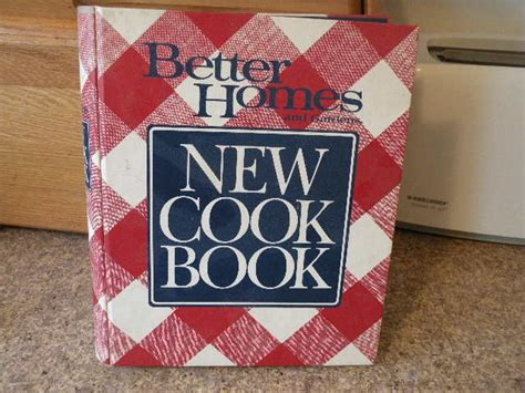 better homes and gardens cookbook my new friend