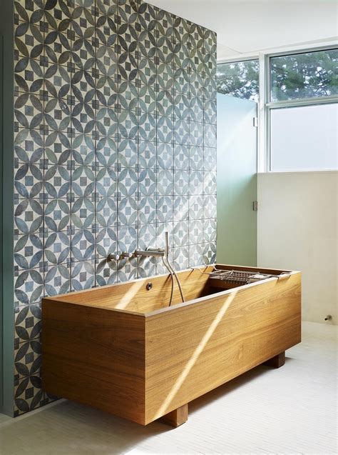tile bathtub wall wall mount tub filler bathroom contemporary with accent