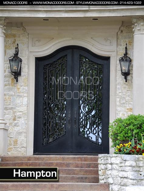 Front Doors Creative Ideas Front Door Glass Insert Glass And Iron Doors