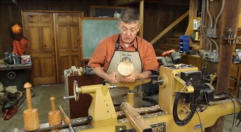 turning  carvers mallet   wooden assembly hammer
