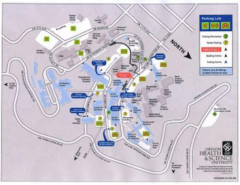 oregon state hospital map historical notes navigating cus