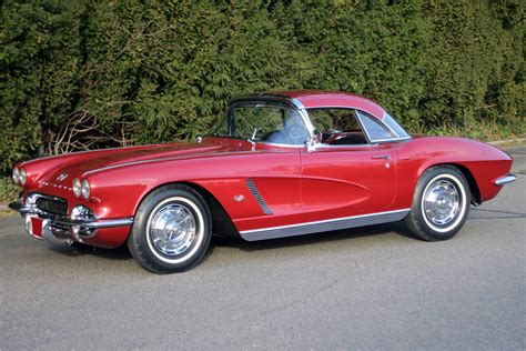 how to learn about cars 1962 chevrolet corvette lane departure warning 1962 chevrolet corvette 327 340 convertible 202001