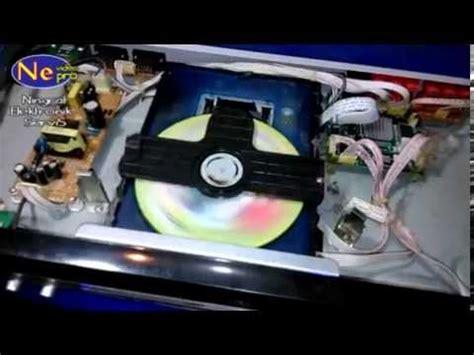 Ganti Disk dvd player no disc ganti motor 2
