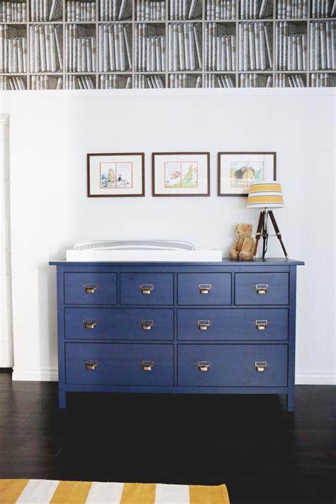 Navy Blue Dresser Ikea 25 Best Ideas About Navy Dresser On Vintage Nursery Boy Navy Furniture And Drawer