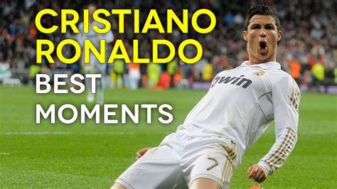 moments biography cristiano ronaldo cristiano ronaldo best moments skills dribblings youtube