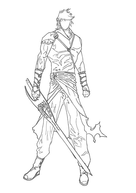 doodle how to make warrior drawings yat fung s