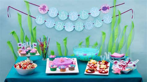 The Sea Birthday Decorations by The Sea Birthday
