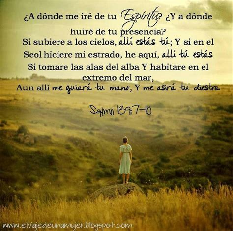 salmo 23 jesus es god s word pinterest salmo 23 salmo 139 7 10 spanish bible verses and quotes with