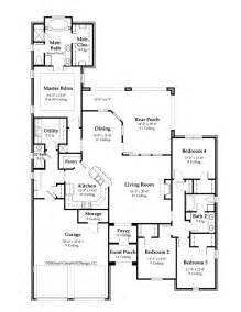 country floor plans home layout design on house plans