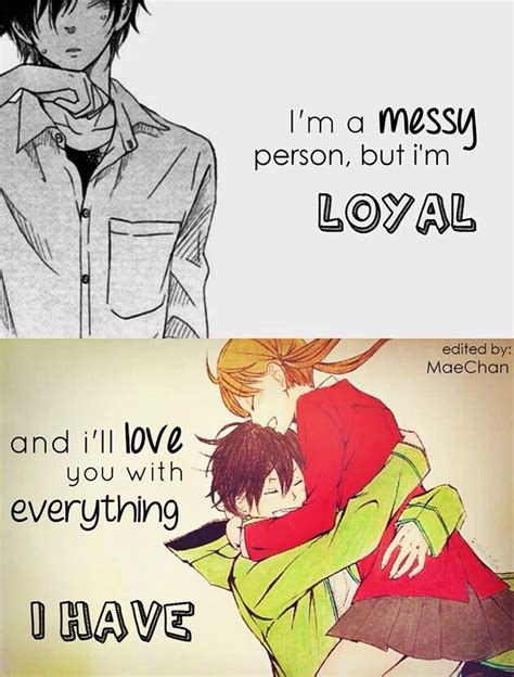 1000 anime quotes about love on pinterest manga quotes