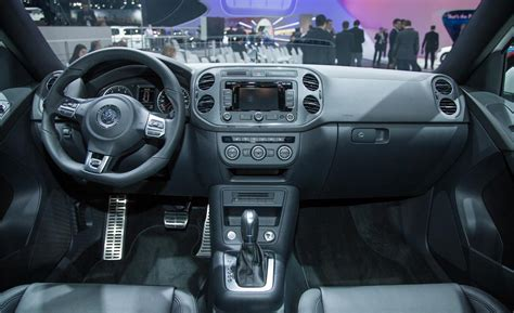 Tiguan R Line Interior by 2014 Vw Tiguan Interior