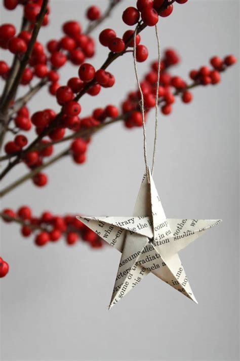 Simple Handmade Decorations - 20 easy ornaments can make
