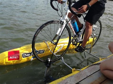 The Web Across The Water bikes across san francisco bay 45 minutes a