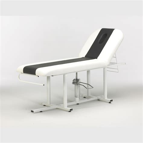hydraulic beauty couch sk two section hydraulic couch direct salon furniture
