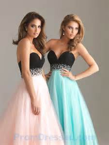 Bodice beaded puffy sweetheart amazing pink prom dresses in tulle