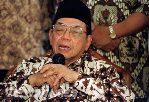 short biography of gus dur life dunia agung nugroho