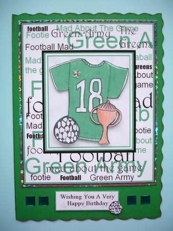 Br7474 An12103 Green football football mad green shirt sheet cup71560
