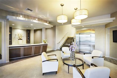 Chiropractic Office Floor Plan corporate lobby by shasta smith contemporary entry