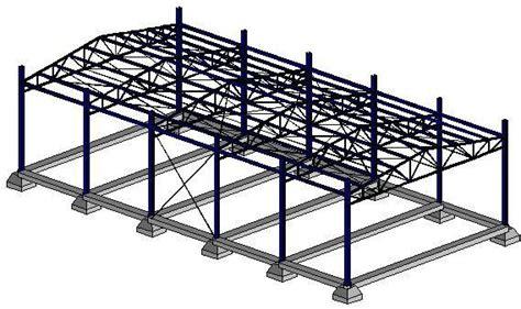 progetto capannone in acciaio capannone industriale in acciaio gino di ruzza