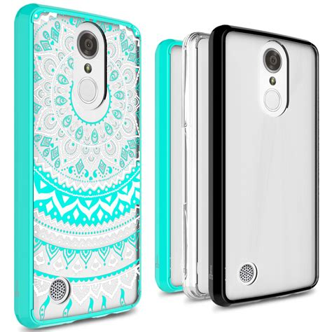 Lg G5 Flower Bling Casing Silicon Soft Cover Bumper phone cases for lg presidio clear glitter lg g6 cases lg